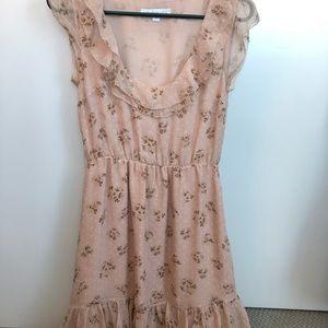 Small Forever New Flowy Silk Dress